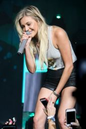 Kelsea Ballerini Performs at Rhythm and Roots Tour 2016 in Clarkston, Michigan
