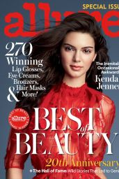 Kendall Jenner - Allure Magazine Cover and Photos - October 2016