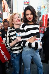 Kendall Jenner - Attends the MTV Total Registration Live in Times Square, NYC 9/27/ 2016