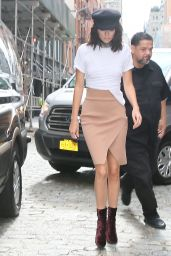 Kendall Jenner is Stylish - New York City 9/7/2016