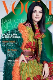 Kendall Jenner - Vogue Magazine Australia October 2016 Issue