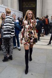 Kimberley Garner - David Ferreira Catwalk Show - London Fashion Week 9/20/2016