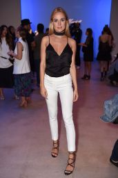 Kimberley Garner - Leanne Marshal Fashion Show During NYFW 09/12/2016