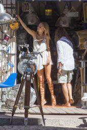 Kimberley Garner Summer Style - St. Tropez in France 9/7/2016