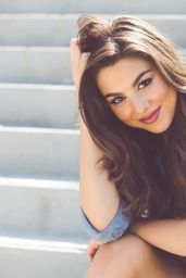 Kira Kosarin - NKD Magazine Photoshoot September 2016
