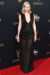 Kirsten Dunst – 68th Annual Emmy Awards in Los Angeles 09/18/2016
