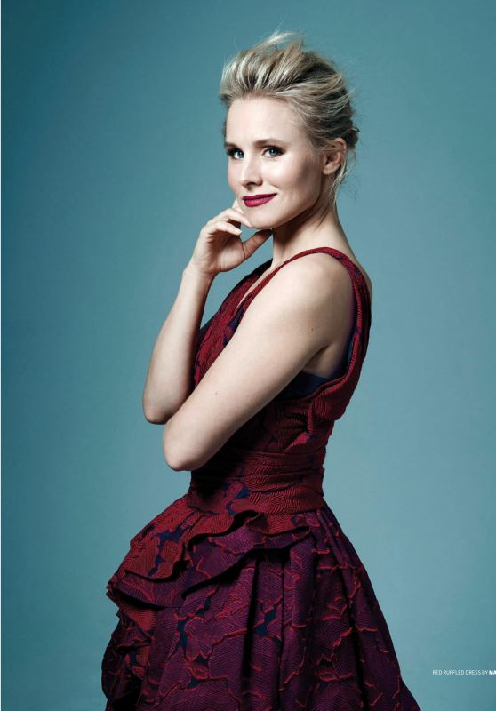 Kristen Bell - Emmy Magazine Issue No.8 2016