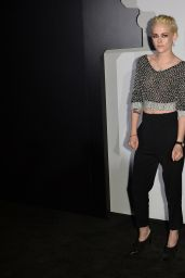 Kristen Stewart at the Launch of Chanel No 5 L