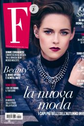 Kristen Stewart - F Magazine September 2016 Issue