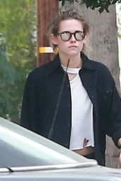 Kristen Stewart - Out in West Hollywood 9/13/2016