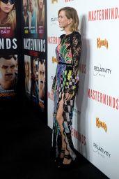 Kristen Wiig – 'Masterminds' Premiere in Los Angeles 9/26/2016