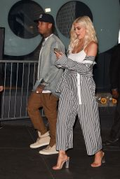 Kylie Jenner Leaving The Samsung Store in New York City 9/7/2016