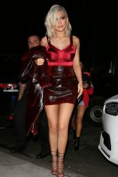 Kylie Jenner Night Out Style - NYC 9/6/2016
