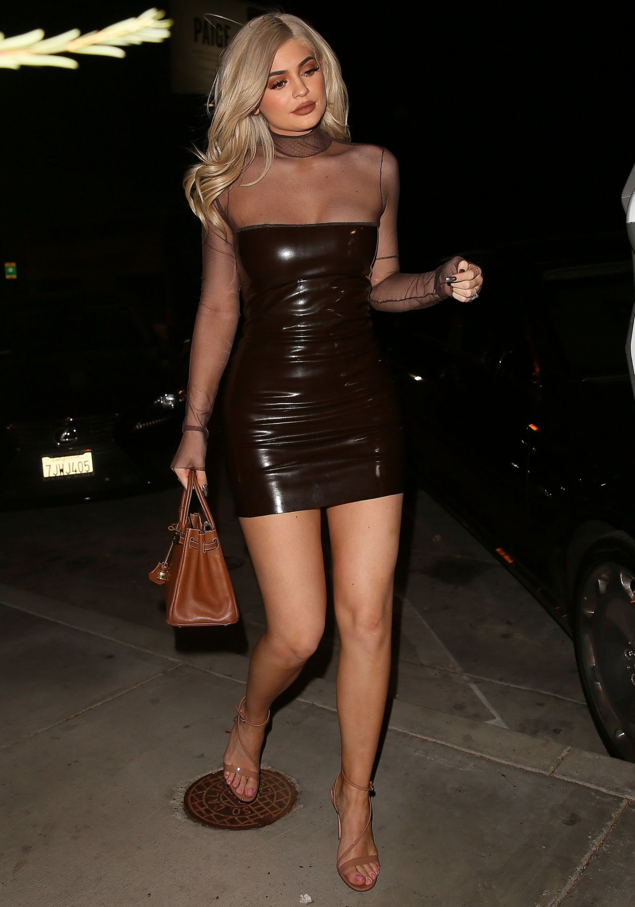 Kylie Jenner Night Time Out Fashion