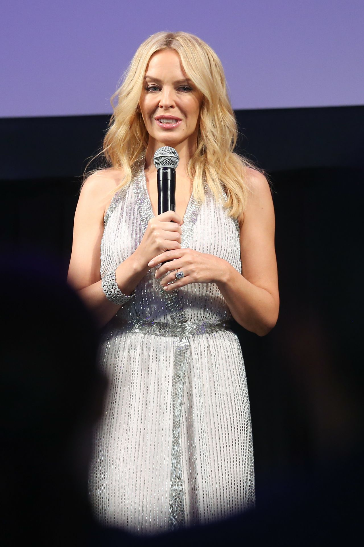 Launch Of 'Kylie On Stage' In Melbourne