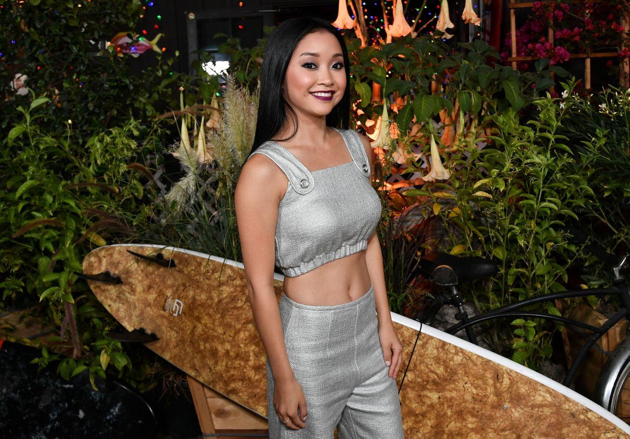 Lana Condor Teen Vogue Young Hollywood Party In Los