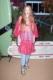 Larsen Thompson – Teen Vogue Young Hollywood Party in Los Angeles 09/23/2016