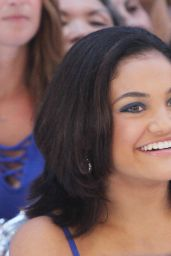 Laurie Hernandez at