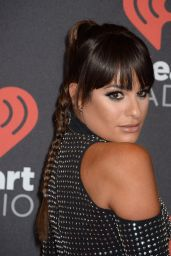 Lea Michele - iHeartRadio Music Festival at T-Mobile Arena in Las Vegas 9/24/ 2016