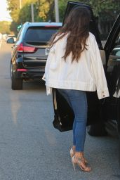 Lea Michele - Leaving a Photo shoot in Malibu, CA 9/1/2016
