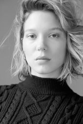 Lea Seydoux - Esquire Magazine September 2016