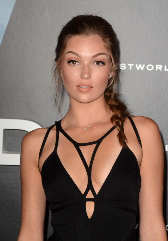 Lili Simmons - HBO