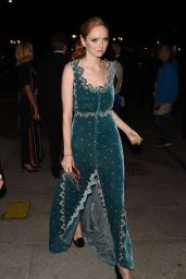 Lily Cole – GQ Men Of The Year Awards 2016 in London