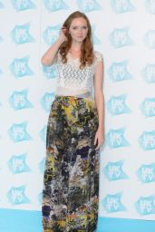 Lily Cole - UKTV Live New Season Launch 9/6/2016