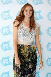 Lily Cole - UKTV Live New Season Launch 9/6/2016