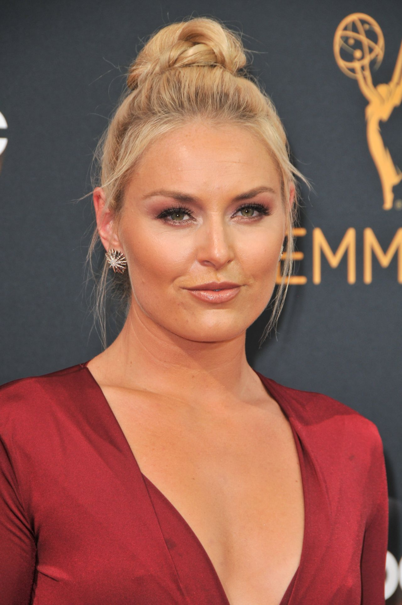 Lindsey Vonn – 68th Annual Emmy Awards in Los Angeles 09 ...