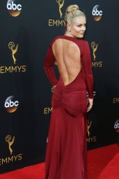 Lindsey Vonn – 68th Annual Emmy Awards in Los Angeles 09/18/2016