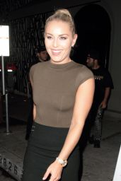 Lindsey Vonn Night Out Style - Craig