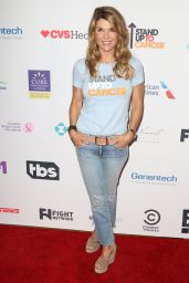 Lori Loughlin – Stand Up To Cancer at Walt Disney Concert Hall in Los Angeles, CA 9/9/2016