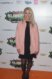 Lucy Fallon - First UK Nickelodeon Slimefest in Blackpool, England 9/3/2016