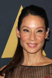 Lucy Liu - Student Academy Awards in Los Angeles 9/22/2016