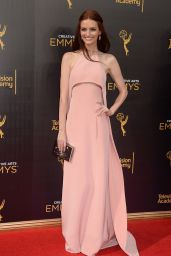 Lydia Hearst – Creative Arts Emmy's Awards in Los Angeles 9/10/2016
