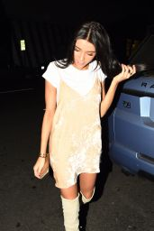 Madison Beer - Arrives at Mr. Chows in Los Angeles 9/25/ 2016