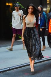 Madison Beer Style - Out in NYC 9/12/2016