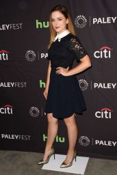 Madison Davenport - PaleyFest 2016 Fall TV Preview for CBS in Beverly Hills 9/12/2016