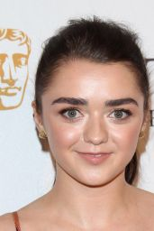 Maisie Williams – BAFTA Los Angeles TV Tea Party in West Hollywood 09/17/2016