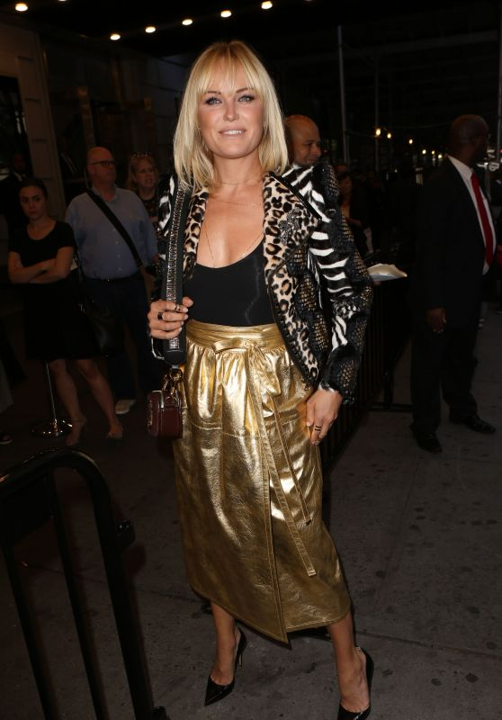 Malin Akerman - Marc Jacobs Spring 2017 Fashion Show in New York City 9/15/2016