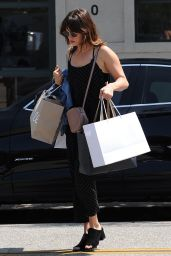 Mandy Moore - Shopping in Beverly Hills 9/2/2016