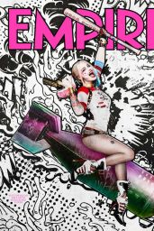 Margot Robbie - Suicide Squad Promo Photos, Posters and Stills