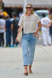 Maria Sharapova Street Style - Manhattan 9/9/2016