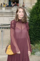 Marie Ange Casta - The Chloe Spring/Summer 2017 Show - in Paris Fashion Week 9/29/2016