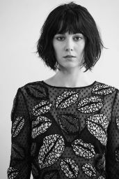 Mary Elizabeth Winstead - Photoshoot for VVV Magazine, Fall 2016