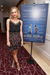 Maude Apatow – 'Other People' Premiere 8/31/2016
