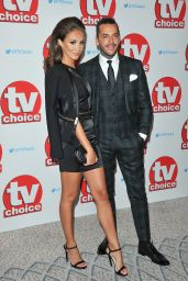 Megan McKenna – TV Choice Awards in London 9/5/2016