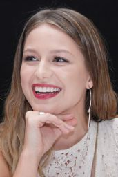 Melissa Benoist - 'Supergirl' 2016 Press Conference Portraits