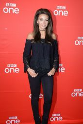 Michelle Keegan - BBC Our Girl Screening in Manchester, UK 9/5/2016